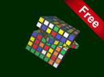 3D Rubik's - Windows 10 Effects Screensavers