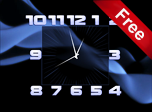 Box Clock - Windows 10 Effects Screensavers