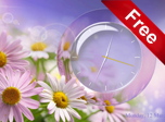 Enchanting Clock - Windows 10 Nature Screensavers
