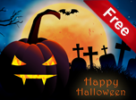 Halloween Mood Screensaver - Windows 10 Holiday Screensavers