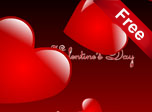 Happy Valentines Screensaver - Windows 10 Holiday Screensavers