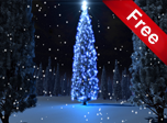 Holiday Tree Screensaver - Windows 10 Animated Screensavers