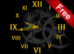 Clock Mechanism Screensaver - Windows 10 Screensaver