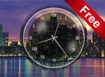 New York Clock Screensaver - Windows 10 Analog Clock Screensaver