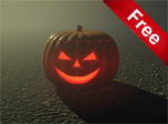 Pumpkin Mystery 3D - Free Windows 10 Screensavers