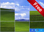 Shuffle Desktop - Download Windows 10 Screensavers