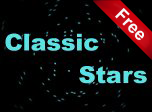 Classic Stars Screensaver - Windows 10 Animated Screensavers
