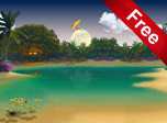 Bewitching Tropics Screensaver - Download Windows 10 Screensavers