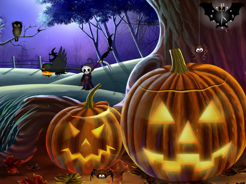 Download Windows 10 Halloween Screensaver ...