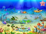 Aqua Castles - Windows 10 Free Aqua Screensaver - Screenshot 2