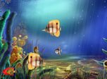Animated Aquarium - Windows 10 Aquarium Screensaver - Screenshot 1