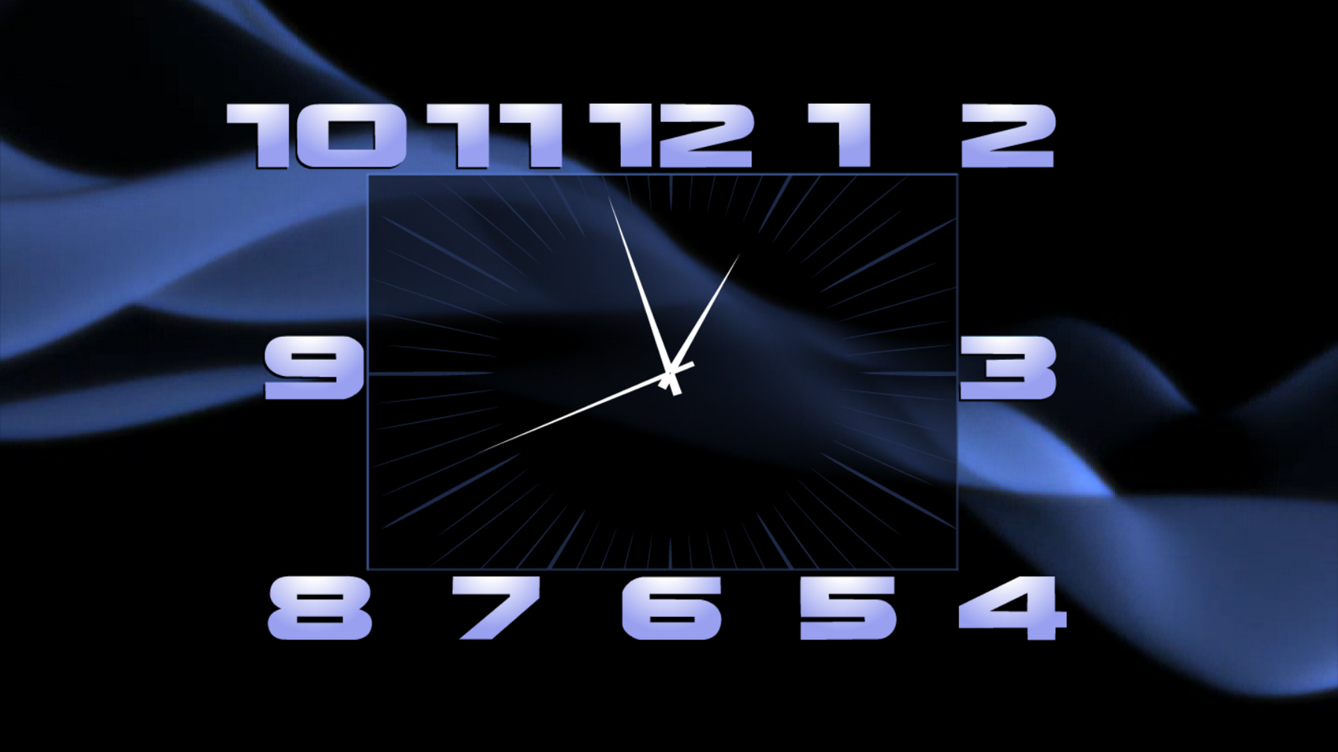 Windows 10 Classic Clock Screensaver ...