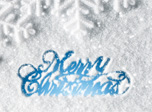 Christmas Letter Screensaver - Christmas Screensaver for Windows 10 - Screenshot 1