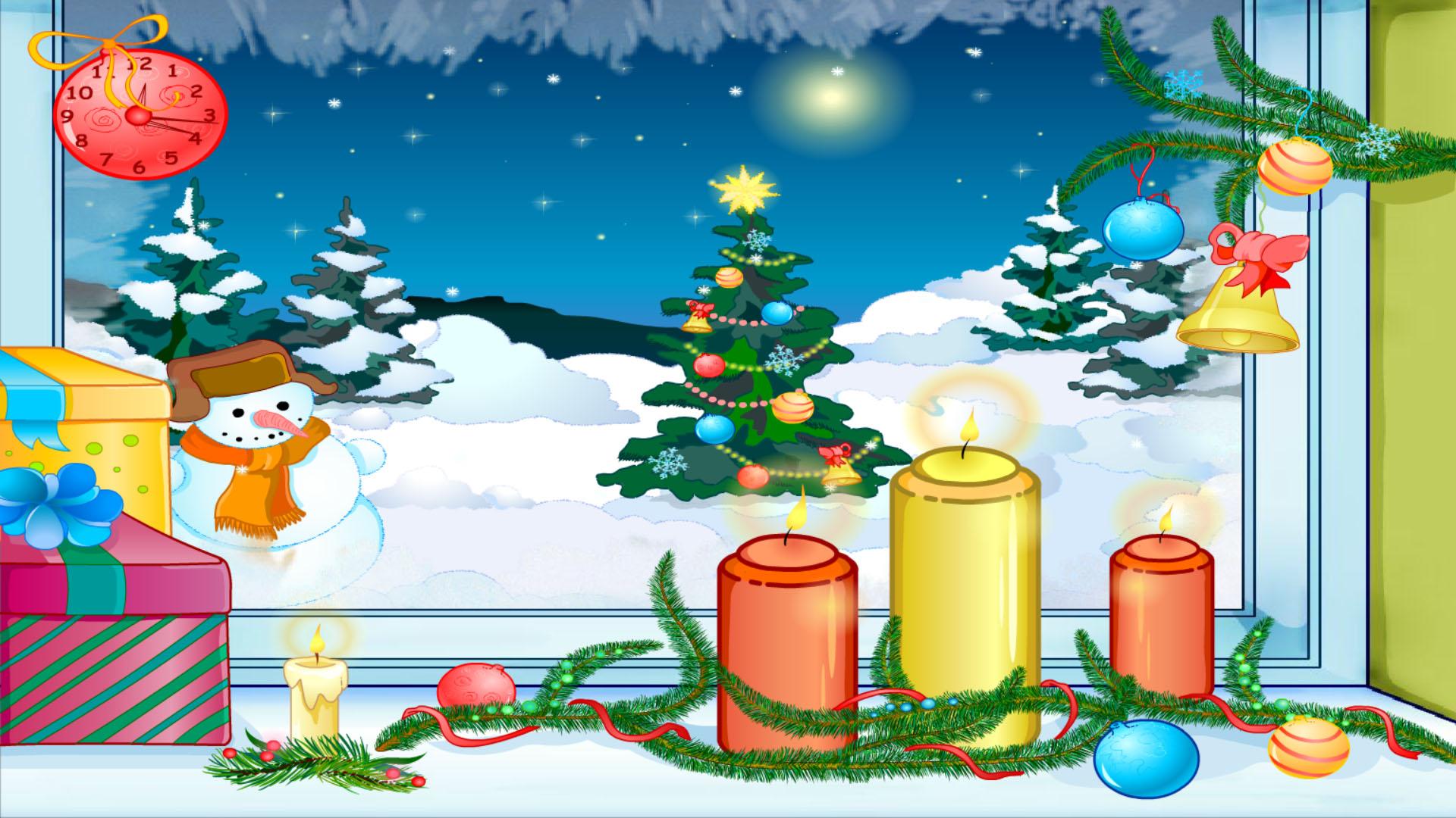 Free Christmas Screensaver For Windows 10 Christmas Plots Screensaver Windows10screensavers Net