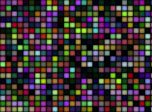 Color Cells Screensaver - Windows 10 Free Disco Screensaver - Screenshot 1