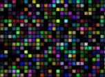 Color Cells Screensaver - Windows 10 Free Disco Screensaver - Screenshot 2