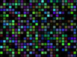 Color Cells Screensaver - Windows 10 Free Disco Screensaver - Screenshot 3