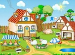 Farm Yard - Windows 10 Free Screensaver Download - Screenshot 3