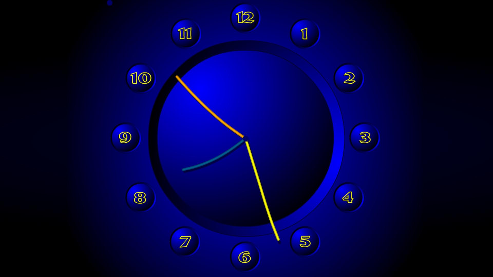 Windows 10 animated clock screensaver - Anime screensaver windows 10 ...