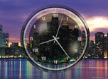 New York Clock Screensaver - Windows 10 Analog Clock Screensaver - Screenshot 6