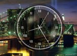 New York Clock Screensaver - Windows 10 Analog Clock Screensaver - Screenshot 7