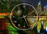 New York Clock Screensaver - Windows 10 Analog Clock Screensaver - Screenshot 8