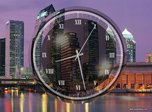 New York Clock Screensaver - Windows 10 Analog Clock Screensaver - Screenshot 10