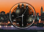 New York Clock Screensaver - Windows 10 Analog Clock Screensaver - Screenshot 12