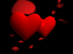 Romantic Holiday 3D Screensaver - Windows 10 Hearts Screensaver - Screenshot 4